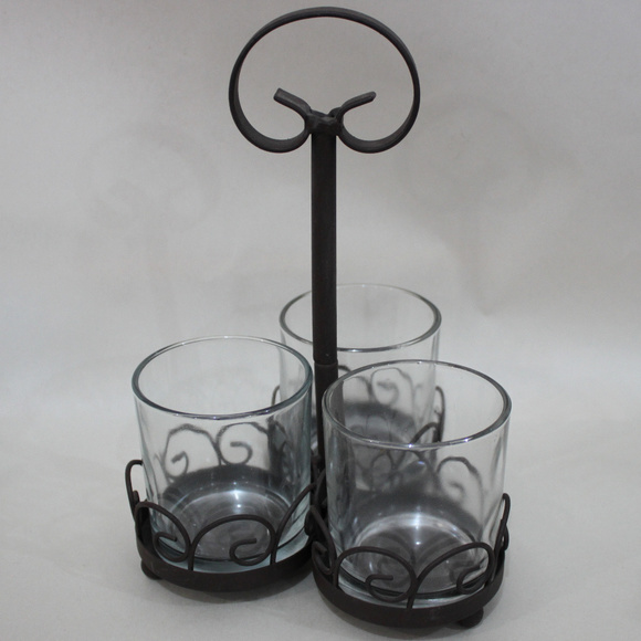 unkonwn Other - Bronze Tea light holder